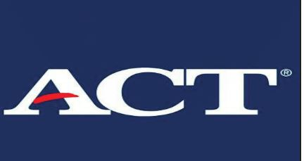 ACT control over college acceptance