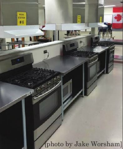 Nichols construction adds new kitchen