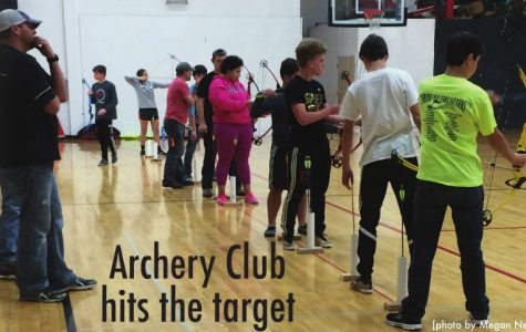 Archery Club hits the target