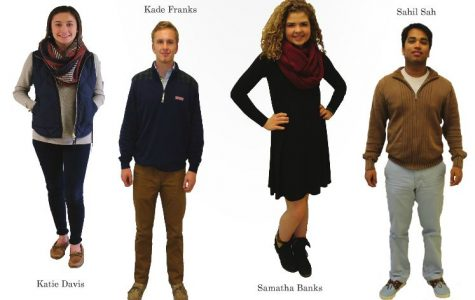 Staying warm with new winter fashion trends