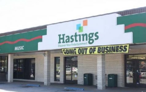Hastings Entertainment: The last chapter