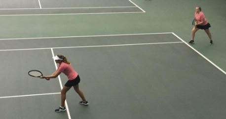 Lady Jays Tennis conquer state