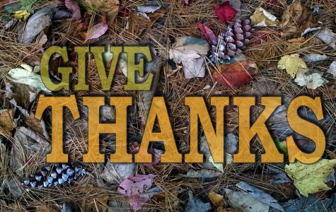 Only three short days to give thanks