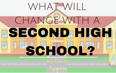 What will change with a second high school