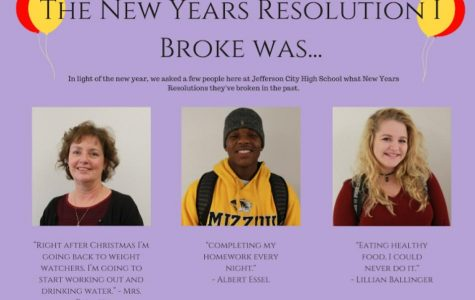 New Years Resolutions for 2017
