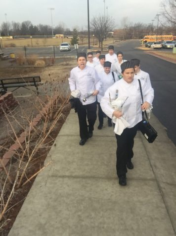 Nichols Culinary Arts program gets a taste of sweet victory at Skills USA