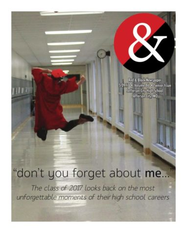 Senior Issue May