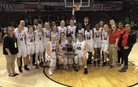 Lady Jays Basketball: Second in State