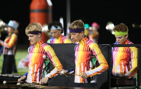 The Marching Band Front Ensemble