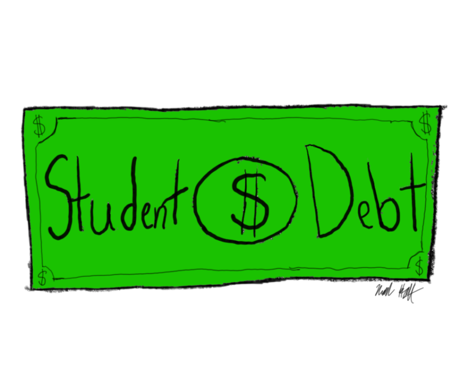 In America, student debt is a massive contributor to the lives of many