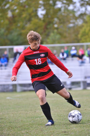 Boys Soccer: Will Kuster